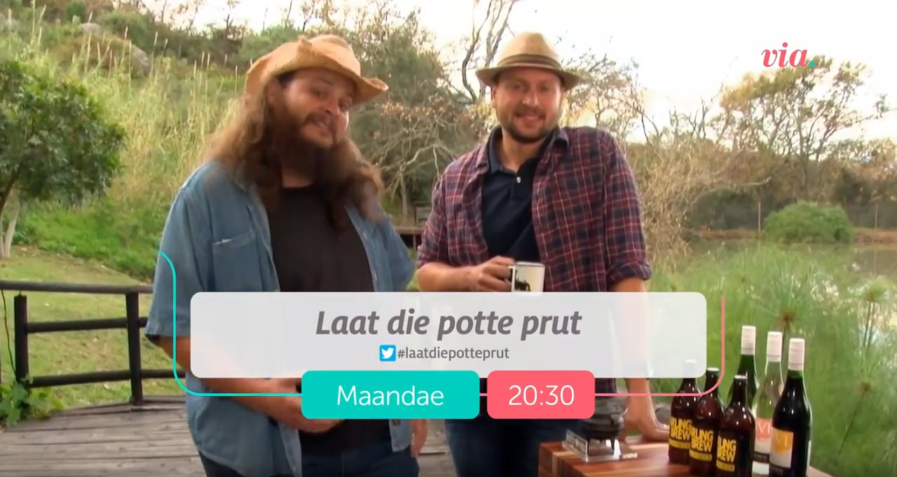 Crew Support for Media Club Productions – Laat die Potte Prut