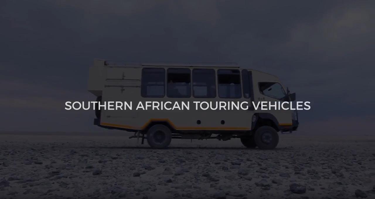 Jenman Safari Vehicles