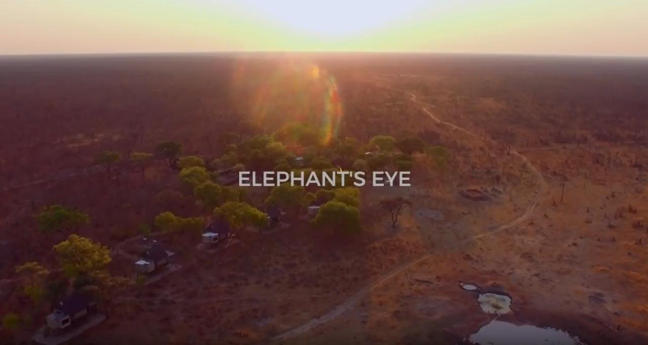 Elephant's Eye, Hwange